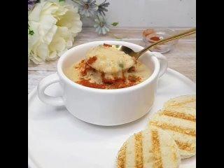 Густой суп с индейкой