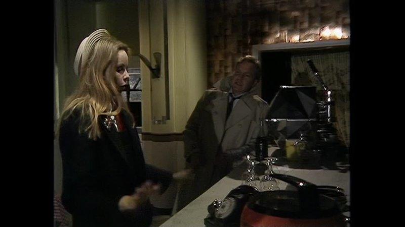 Классический Доктор кто Город смерти Часть 3 DVO RedDiamond Studio