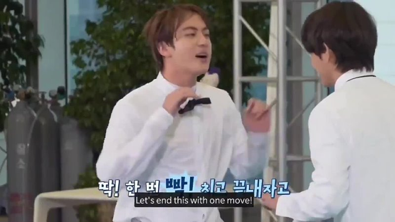 Taehyung vs jin. they were exemplary as always!