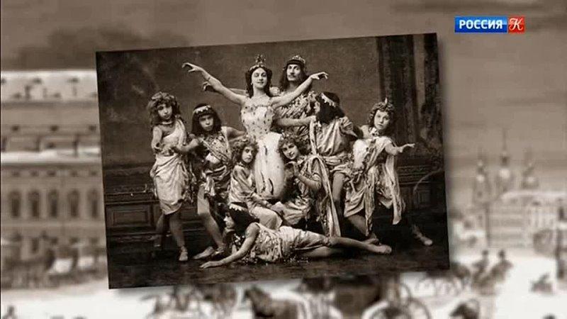 Ц Пуни Дочь фараона История балета Абсолютный слух ТК Культура 2021