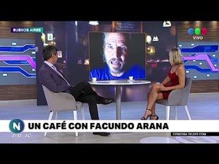 UN CAFÉ CON FACUNDO ARANA (240p) (via Skyload)