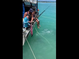 Рыбалка бывает разной как и рыбаки