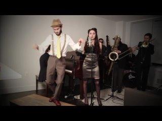 Postmodern Jukebox - Just Dance - Vintage 1940's Jazz Lady Gaga Cover feat. Robyn Adele Anderson