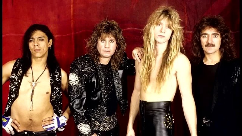 Безумец Оззи вечный голод творить Интервью журналу Guitar World 1990 год