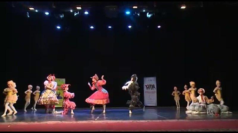 Мини балет Гадкий утёнок