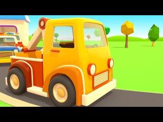 ✨Развивающие Мультики ✨ Машины Помощники✨ Большой сборник для детей