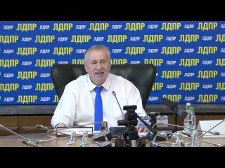 Жириновский описал внешнеполитическую ситуацию, которая сложилась в результате разговора Байдена и Путина