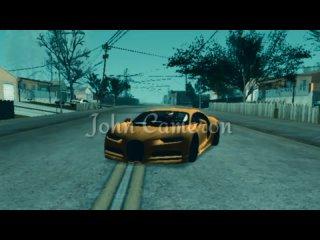 Bugatti Chiron•John_Cameron•Santrope