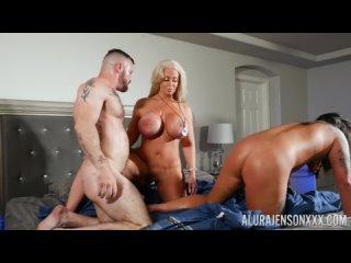AluraJensonXXX PornstarPlatinum Alura Jenson & Miss Demeanor - In Filthy Fuck Slut For Us (Threesome, MILF, Gonzo, Hardcore)