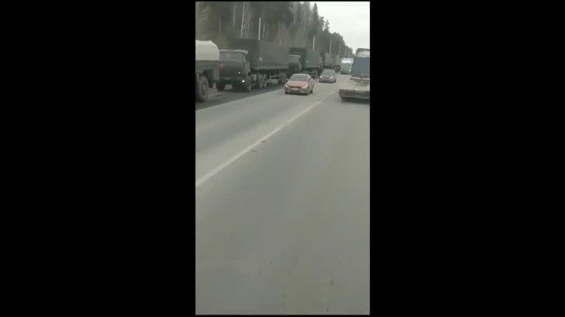 Россия перебросила к границе Украины Искандеры!