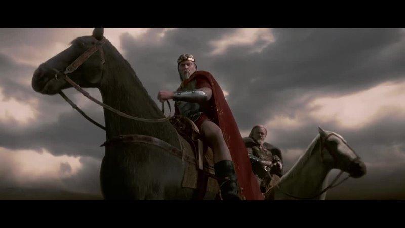 Войско фризов вторгается в королевство Беовульфа Беовульф 2007 Beowulf