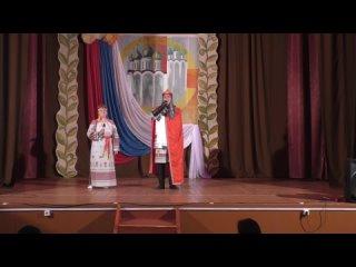 Отчетный концерт. Безлыченский СДК