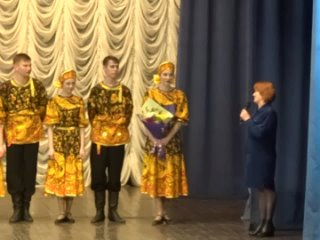 """Последняя часть выпускного концерта хореографического коллектива """"Элегия"""""""