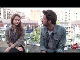 POMME & Matthieu Mendès   Interview   ConcertLive   2013