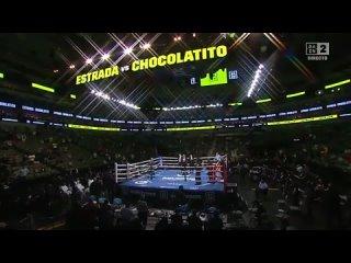 Juan Francisco Estrada vs Roman 'Chocolatito' Gonzalez 2