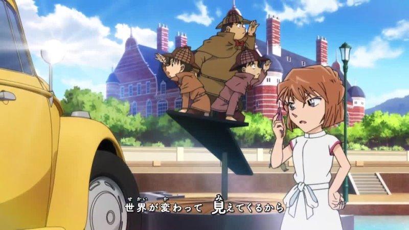 Detective Conan Meitantei Conan Детектив Конан OP 53 Ver 3 opening 1080p