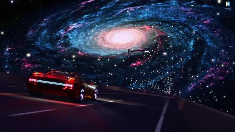 За пределами космоса живые обои для Wallpaper Engine