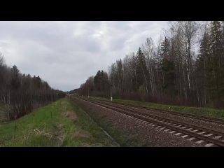 Поезд Москва-Брянск-Москва с RICами