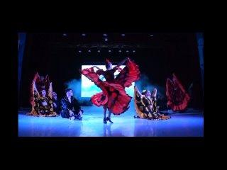 """ТК """"Ялкын""""_ цыганский стилизованный танец """" Прежде мы были птицами"""""""