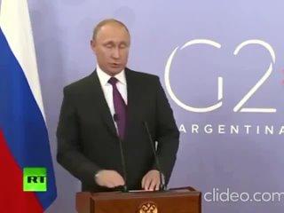 Путин честно рассказал о своей политике