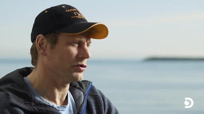 BeringSeaGold Завоевание мирта Премьера Золотого сезона Берингова моря