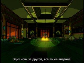 """Подростки Мутанты Ниндзя Черепашки (2003). S5E4. """"Миров больше, чем один"""" [Sub-Toon Inc.]"""