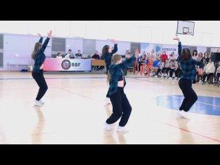 JUST DANCE. 3 место. Хип-хоп малая группа 12-18 лет. 2021