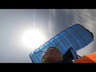 Мой прыжок с парашютом (тандем)