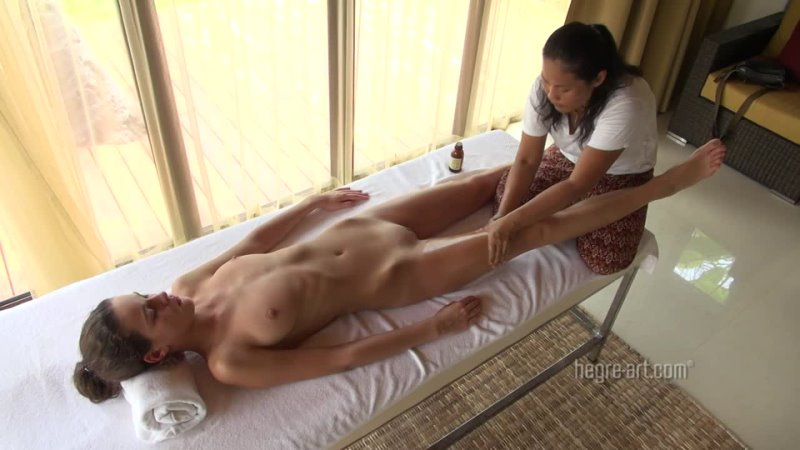 [Hegre-Art] Zaika - Nude Thai Massage