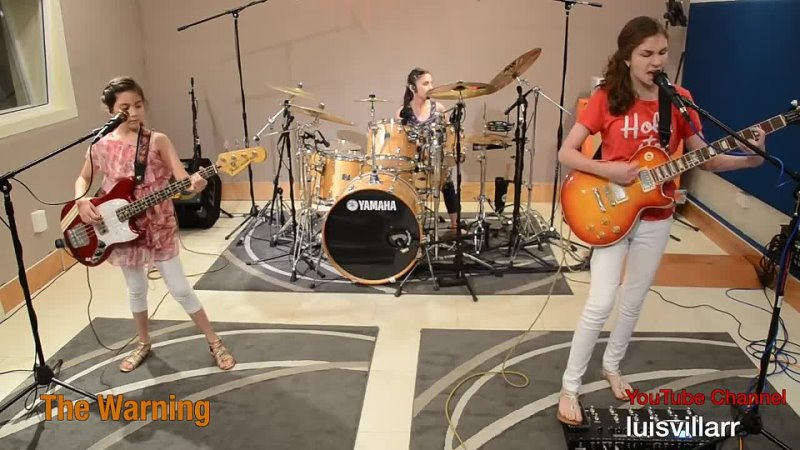 Enter Sandman METALLICA Cover The Warning