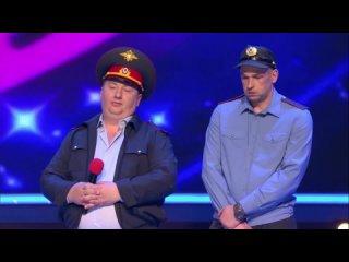 КВН ИП Бондарев - Полицейские на уроке в школе