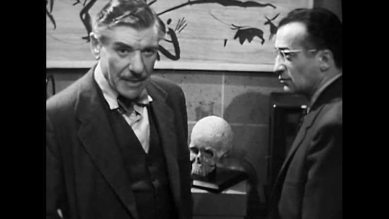 Куотермасс и колодец Quatermass and the Pit 4 серия 1958 Озвучка Maniac Cop