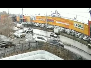 момент наезда на пешехода