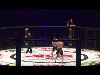 [ACA MMA] ACA YE 18 Муслим Ибрагимов Грозный VS Тамерлан Ашаханов Грозный