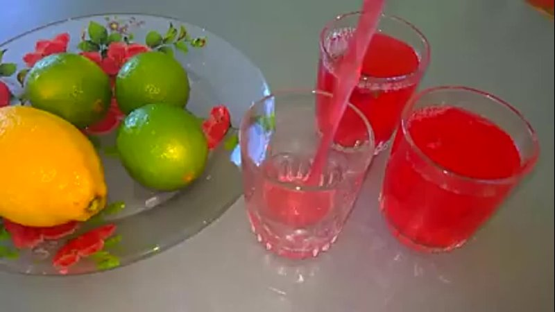 Рецепт Домашнего Лимонада Лимонад с Малиной и Мятой Летний Вкусный Напиток low