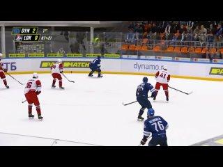 МХК Динамо - чемпион МХЛ 2020/2021