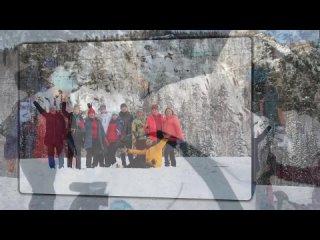 Двухдневный поход Айгир -гора Малиновая  АВТОBUSТУР март 2021  день 1
