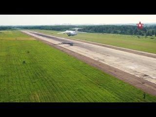 Ил-76 сегодня отмечает полувековой юбилей