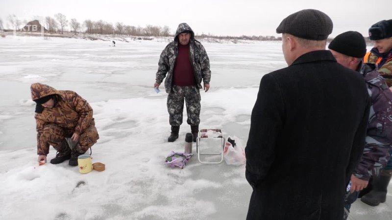 Осторожно тонкий лед Копейчан предупредили о предстоящей опасности