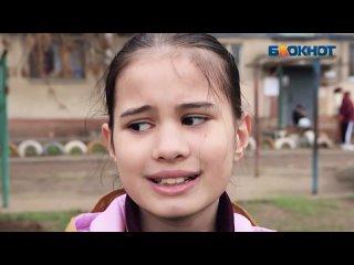Дети Волжского просят помочь починить площадку во дворе.mp4