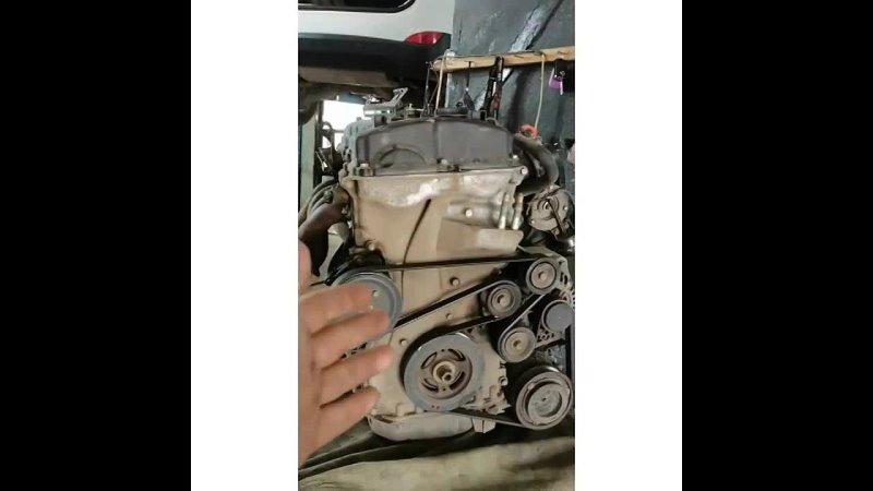 Hyundai ix35 Капитальный ремонт двигателя 💡 По результату диагностики выявили задиры в цилиндрах💎 Выполнили большой объем р