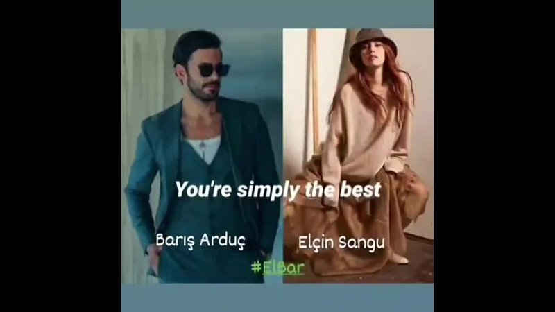 Retaatanassova_Youre simply the best - ElBar🧡🖤🤟
