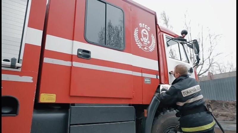 День пожарной охраны отметила ПГСС АЦБК