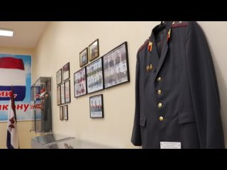 В Саранске состоялось торжественное открытие экспозиции истории органов внутренних дел