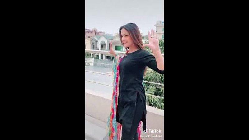 Girls dance india tiktok
