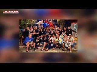 Новокузнечане выступили в финале Ночной хоккейной лиги