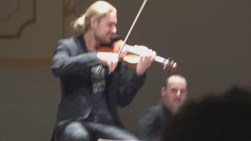 David Garrett Recital