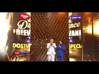 """Мадхури Дикшит на шоу """"Dance Deewane 3""""."""