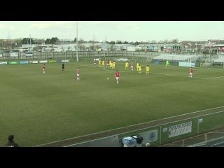 Мидлсбро U-23 1:0 Фулхэм U-23