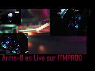"""Arms-B en Live session """"The Best In The Mix""""( Mix Mois Avril 2021#2)"""